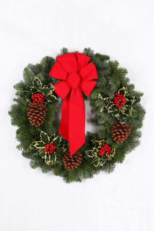 Northwest Traditional Wreath