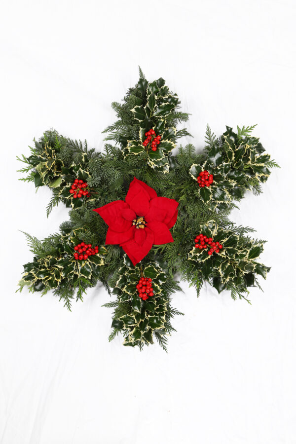 Cedar Noble Snowflake