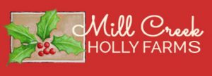 Mill Creek Holly Logo