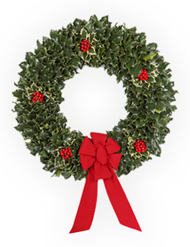 Variegated Wreath